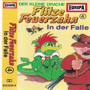 Flitze Feuerzahn - In der Falle Europa Hörspiel