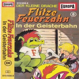 Flitze Feuerzahn - In der Geisterbahn Europa Hörspiel