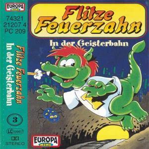 Flitze Feuerzahn - In der Geisterbahn Europa Mini Hörspiel