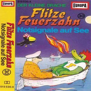 Flitze Feuerzahn - Notsignale auf See Europa Hörspiel