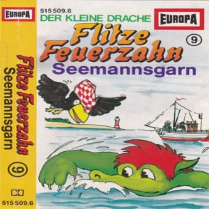 Flitze Feuerzahn - Seemannsgarn Europa Hörspiel
