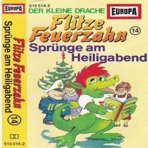 Flitze Feuerzahn - Sprünge am Heiligabend Europa Hörspiel