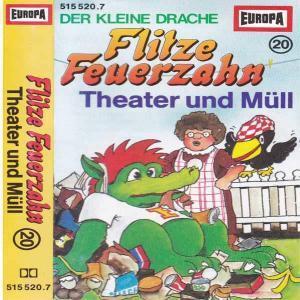 Flitze Feuerzahn - Theater und Müll Europa Hörspiel