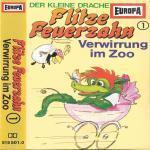 Flitze Feuerzahn - Verwirrung im Zoo Europa Hörspiel