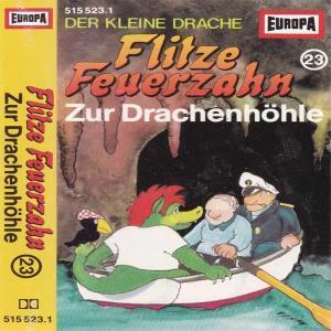 Flitze Feuerzahn - Zur Drachenhöhle Europa Hörspiel