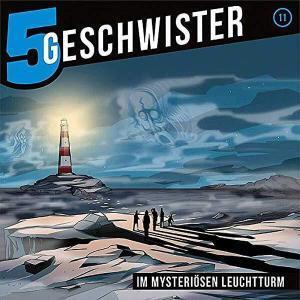 5 Geschwister - im mysteriösen Leuchtturm Gerth Medien Hörspiel