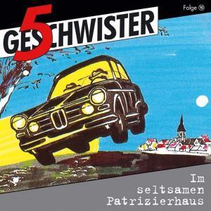 5 Geschwister - im seltsamen Patrizierhaus Gerth Medien Hörspiel