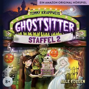 Ghostsitter - Staffel 2 audible Hörspiel