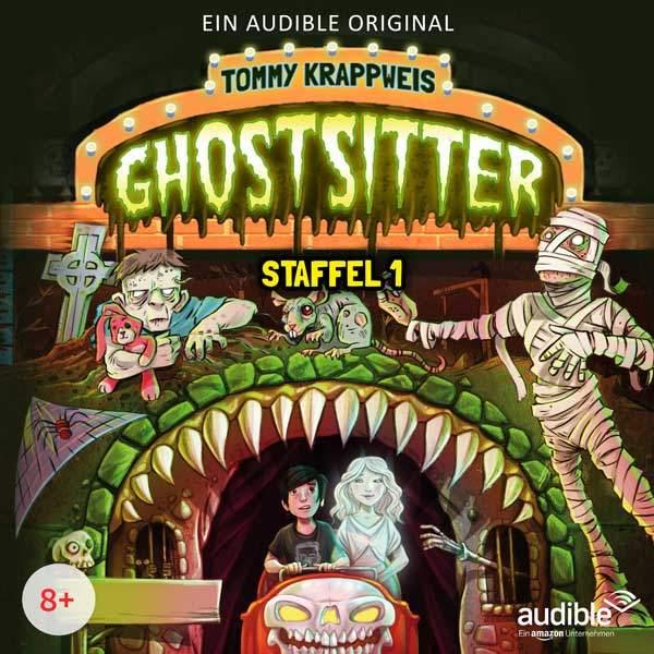 Ghostsitter - Staffel 1 audible Hörspiel