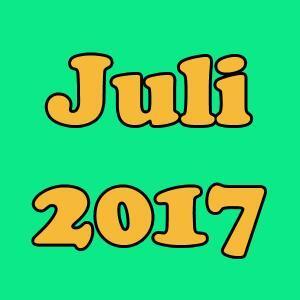 hoermonat juli 2017
