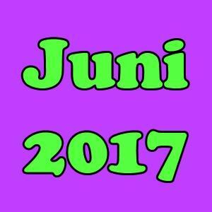 hoermonat juni 2017