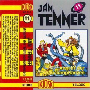 Jan Tenner - Angriff der Weltraumpflanzen Kiosk Hörspiel