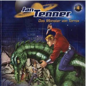 Jan Tenner: Die neue Dimension - Das Monster von Torrox Kiddinx Hörspiel