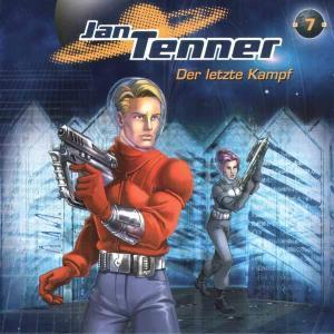 Jan Tenner: Die neue Dimension - Der letzte Kampf Kiddinx Hörspiel