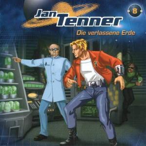 Jan Tenner: Die neue Dimension - Die verlassene Erde Kiddinx Hörspiel