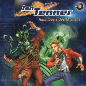 Jan Tenner: Die neue Dimension - Raumbasis des Grauens Kiddinx Hörspiel