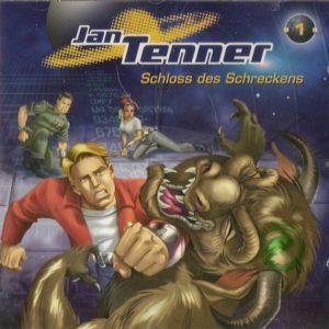 Jan Tenner: Die neue Dimension - Schloss des Schreckens Kiddinx Hörspiel