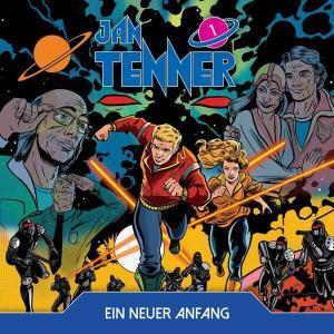 Jan Tenner - Ein neuer Anfang Zauberstern Records Hörspiel
