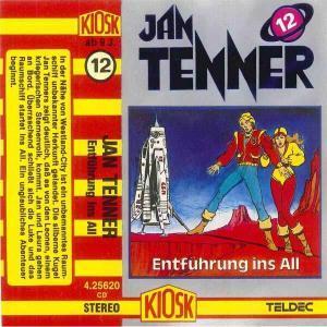 Jan Tenner - Entführung ins All Kiosk Hörspiel