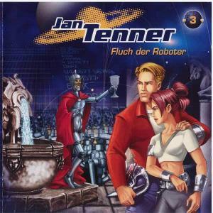 Jan Tenner: Die neue Dimension - Fluch der Roboter Kiddinx Hörspiel