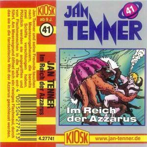 Jan Tenner - Im Reich der Azzarus Kiosk Hörspiel
