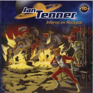 Jan Tenner: Die neue Dimension - Inferno im Rockytal Kiddinx Hörspiel