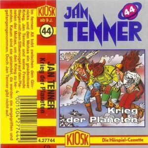 Jan Tenner - Krieg der Planeten Kiosk Hörspiel