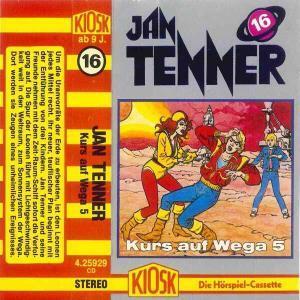 Jan Tenner - Kurs auf Wega 5 Kiosk Hörspiel