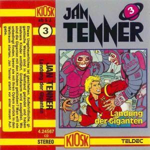 Jan Tenner - Landung der Giganten Kiosk Hörspiel