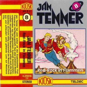 Jan Tenner - Red Rock in Flammen Kiosk Hörspiel