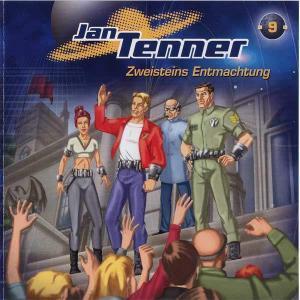 Jan Tenner: Die neue Dimension - Zweisteins Entmachtung Kiddinx Hörspiel