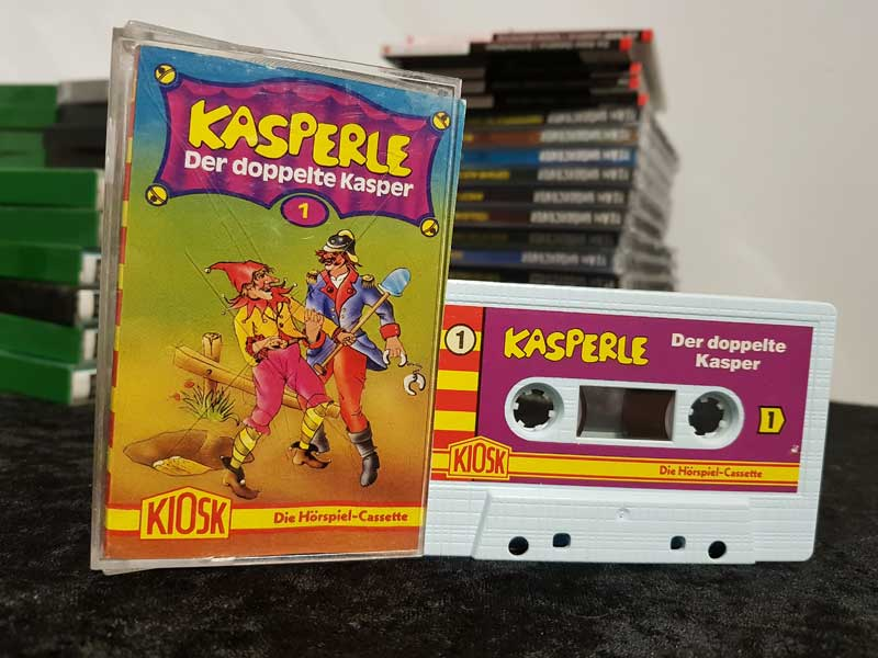 Kasperle - Der doppelte Kasper Kiosk Foto
