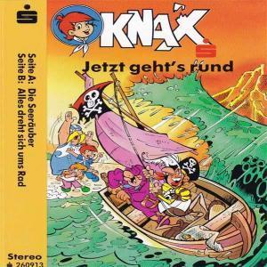 KNAX - Jetzt geht's rund Sparkasse Hörspiel