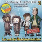 Leo und die Abenteuermaschine - Verschollen im ewigen Eis e t Media Hörspiel
