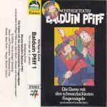 Meisterdetektiv Balduin Pfiff - Die Dame mit den schwarzlackierten Fingernägeln Patmos Hörspiel