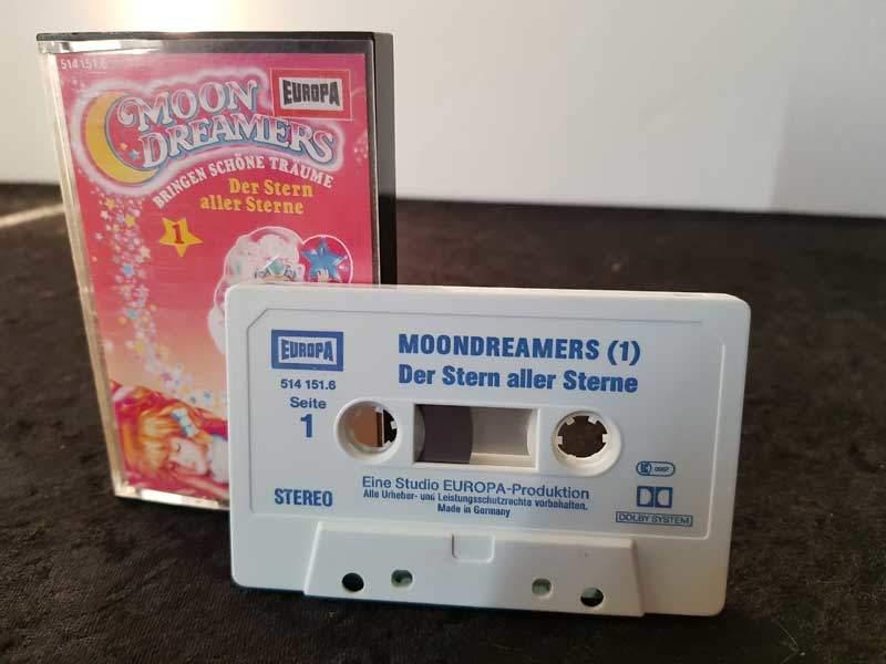 Moondreamers - Der Stern aller Sterne Europa Hörspiel Foto