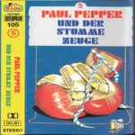 paul pepper und der stumme zeuge bellaphon hoerspiel
