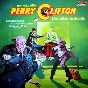 perry clifton und der silberne buddha maritim hoerspiel