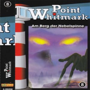 Point Whitmark - Am Berg der Nebelspinne Kiddinx MC Hörspiel