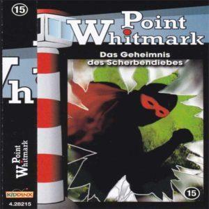 Point Whitmark - Das Geheimnis des Scherbendiebes Kiddinx MC Hörspiel