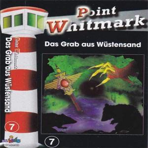 Point Whitmark - Das Grab aus Wüstensand edel MC Hörspiel