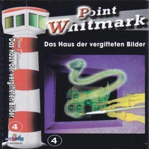 Point Whitmark - Das Haus der vergifteten Bilder edel MC Hörspiel