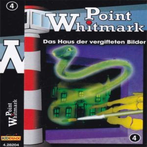 Point Whitmark - Das Haus der vergifteten Bilder Kiddinx MC Hörspiel