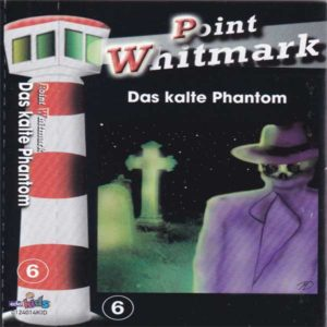 Point Whitmark - Das kalte Phantom edel MC Hörspiel