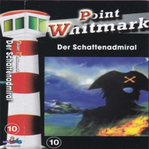 Point Whitmark - Der Schattenadmiral edel MC Hörspiel
