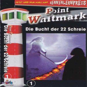 Point Whitmark - Die Bucht der 22 Schreie edel Hörspiel