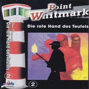 Point Whitmark - Die rote Hand des Teufels edel MC Hörspiel