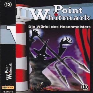 Point Whitmark - Die Würfel des Hexenmeisters Kiddinx MC Hörspiel