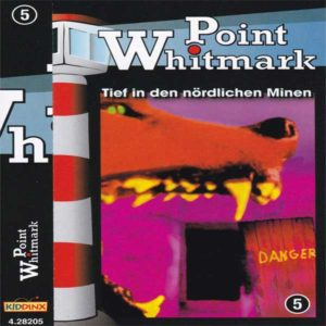 Point Whitmark - Tief in den nördlichen Minen Kiddinx MC Hörspiel