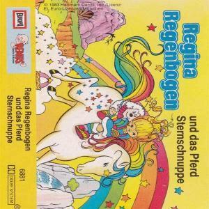Regina Regenbogen - und das Pferd Sternschnuppe Remus Hörspiel